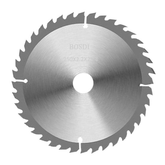 Customized Circular Wood Cutting Table Saw Blade Sharpening pictures & photos