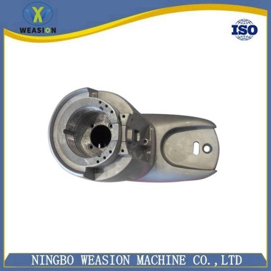 Stamping Metal Part Die Casting Part High Pressure Aluminum Die Casting Cutting Machine Housing