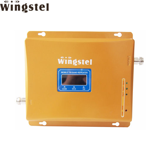 GSM 3G Lte Wireless Extender WiFi Internet Router High Gain RF Power  Amplifier with Antenna Mobile Phone Network Signal Repeater/Booster