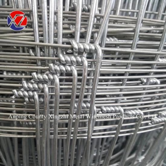 Wholesale Galvanized Steel Wire Cattle Field Fence for Farm
