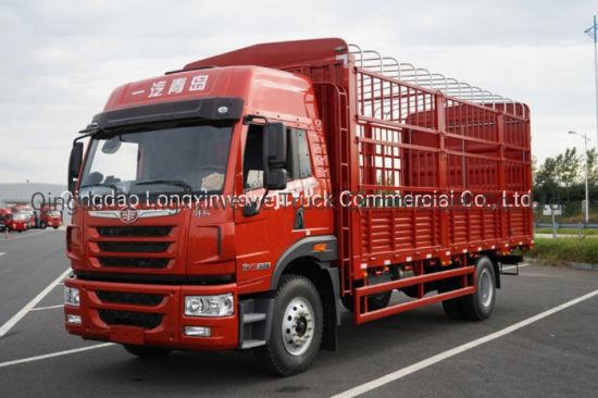 China FAW 4X2 5 Ton Light Truck Cargo Truck