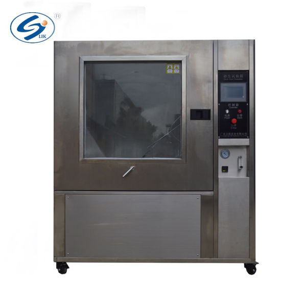 ISO Lab Environment IP Grade Sand and Dust Test Chamber
