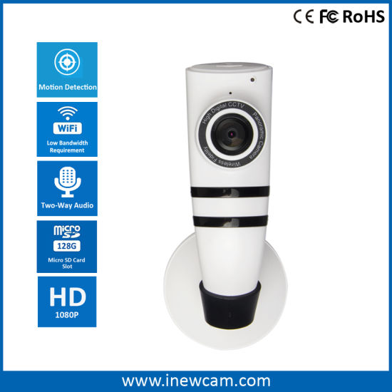 China Mini 1080P Sony Starvis Sensor Smart Home WiFi IP Camera with