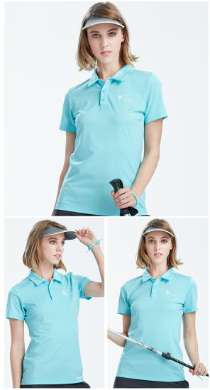 Custom Wholesale Men Polo T- Shirt Outdoor Sport Polo Shirt for Men Short Sleeve pictures & photos