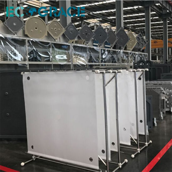 Plate Press Filter Machine Coal Washing Plant Filter Cloth