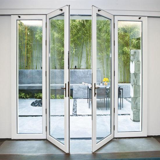 China Modern Swing Design Aluminium Front Doors For Home China