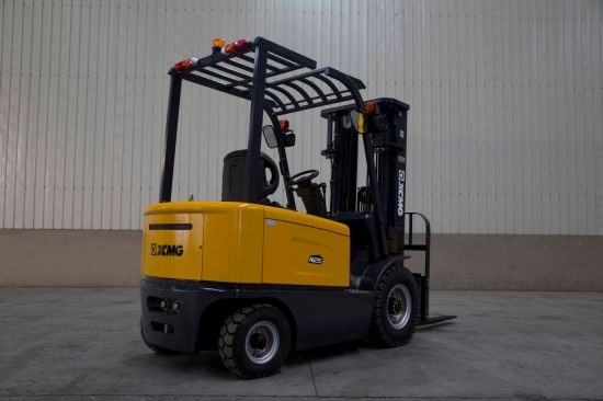 XCMG 2 Ton Hoppecke Battery AC Motor Mini Electric Forklift Truck pictures & photos