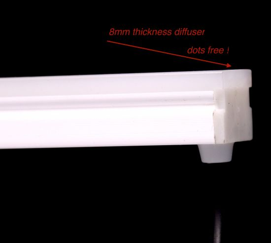 Waterproof IP68 LED Aluminum Profile Linear Lighting for Outdoor pictures & photos