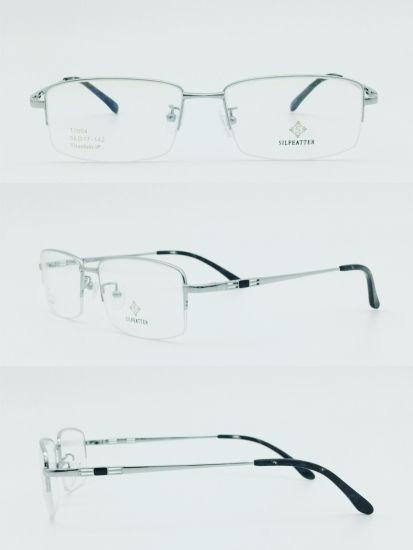 88b6b3db246 China Classic and Fashion Titanium Optical Frames Eyeglasses Eyewear ...