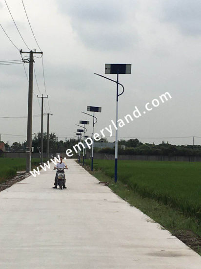 60W LED Solar Street Lighting for Outdoor Lighting (DZS-003) pictures & photos