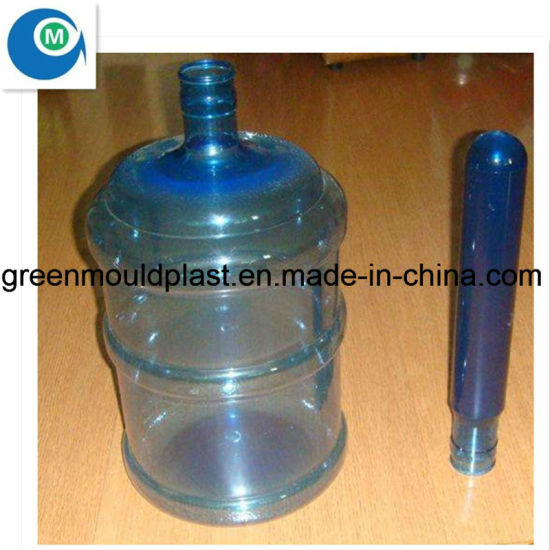 Plastic Cosmetic Jar Preform Mould Supplier pictures & photos