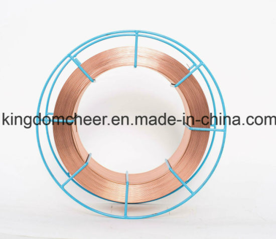 China Copper Coated Er70s-6 Solid Welding Wire with Certificate ...