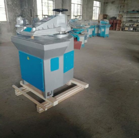 Hydraulic Cutting Press Manual Sandpaper Die Cutting Machine