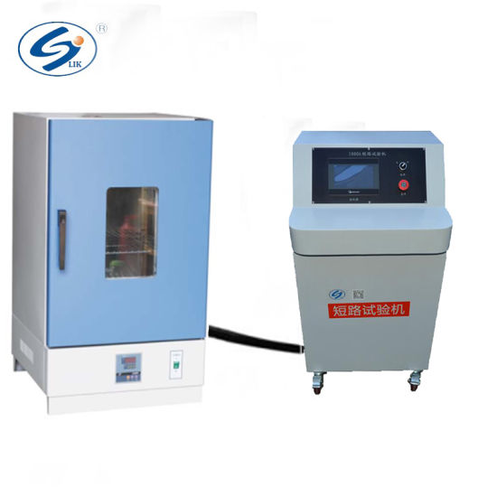 china iso lithium ion battery safety performance short circuit