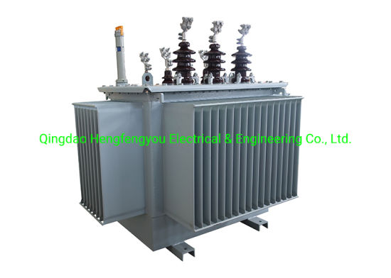 China Low Loss 150 kVA 35 Kv Oil Immersed Power Transformer with Kema  Certificate - China Transformer, Oil-Immersed Transformer