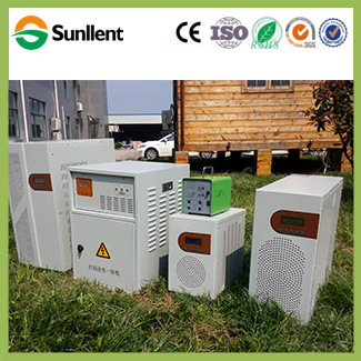 110V 5kVA Single Phase Solar Panel Charge Battery Power Supply System Charge Inveter pictures & photos