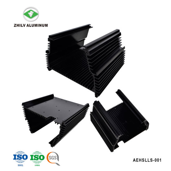 3000 Series Building Material Aluminum Heat Sink for Machinery pictures & photos