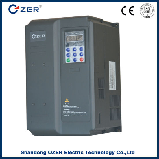 Qd800 Series 0.4-22kw Vector Control AC Frequency Drive Converter pictures & photos