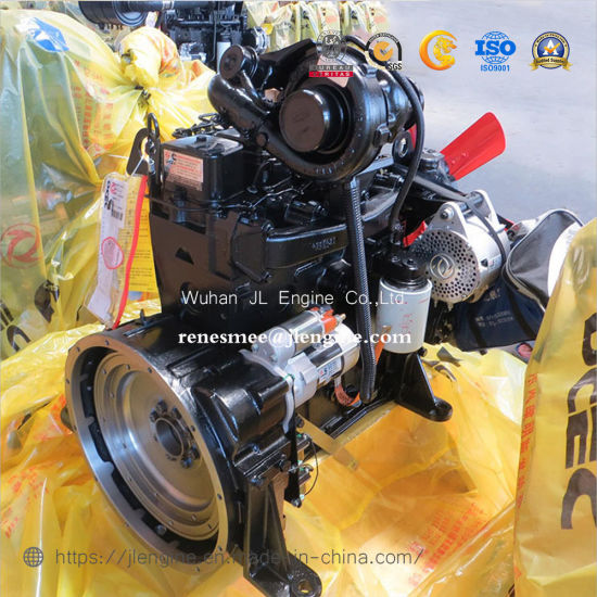 4btaa 4bt 4b 3.9L Diesel Engine Assembly for Construction Machine Auto Parts 80HP 60kw