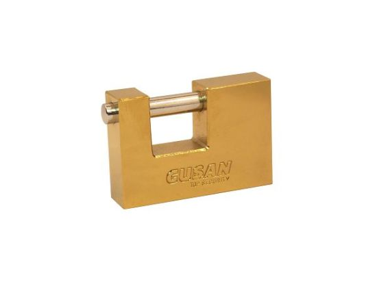 Chromed Plated Heavy Duty Padlock Ss-008 pictures & photos