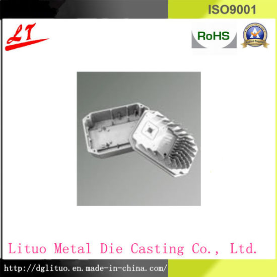 Pressure Die Casting Products/Filtration/Fliter/Natural pictures & photos