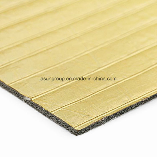 China 3mm Sound Reducing Underlay For Wood And Laminate Floors