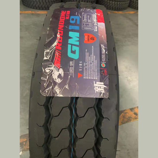 New 12.00r20/ GM19/ TBR Tires/ Radial Tires/ Heavy Duty Truck Tires/ Bus Tires/ All Position Tires/ Steer