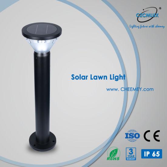 High Lumens Branded LED Solar Outdoor Lawn Light for Garden