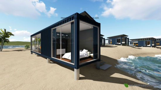 China 40ft modified shipping container house china - 40ft shipping container home ...