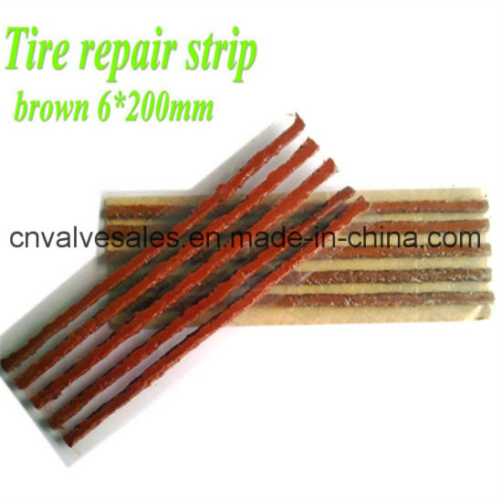 Tire Seal-Tire Repair Strip 6X200mm pictures & photos