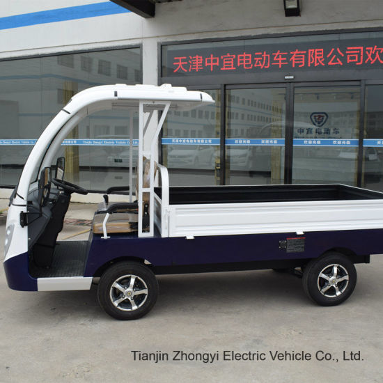 Custom Made Electric Pick up Cargo Truck