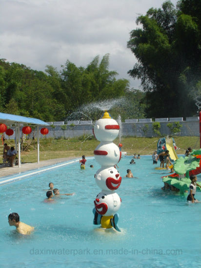 Water Park Equipment With 4 Heads (DX/XS/P11) pictures & photos