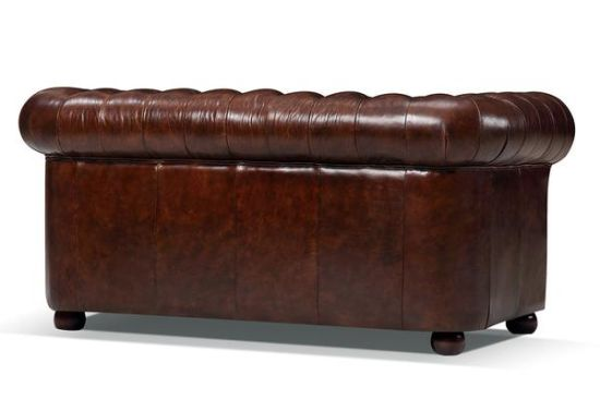 China Best Selling Luxury Modern Furniture Vintage Leather