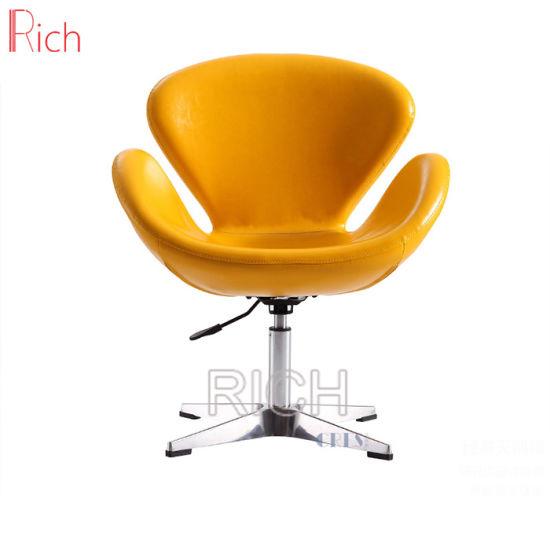 Terrific Aj Swan Design Swivel Chair Modern Aluminum Base Lift Chair Bralicious Painted Fabric Chair Ideas Braliciousco