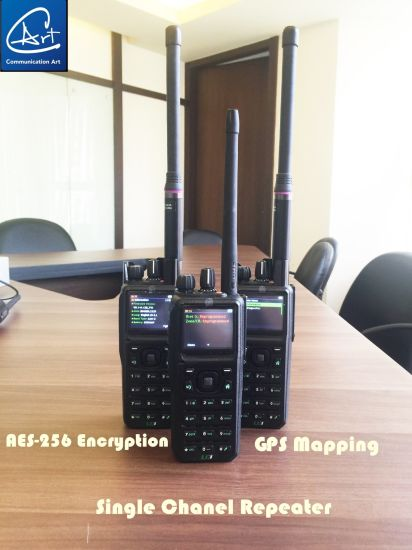 China UHF Two Way Radio Transceiver with GPS Inform Function
