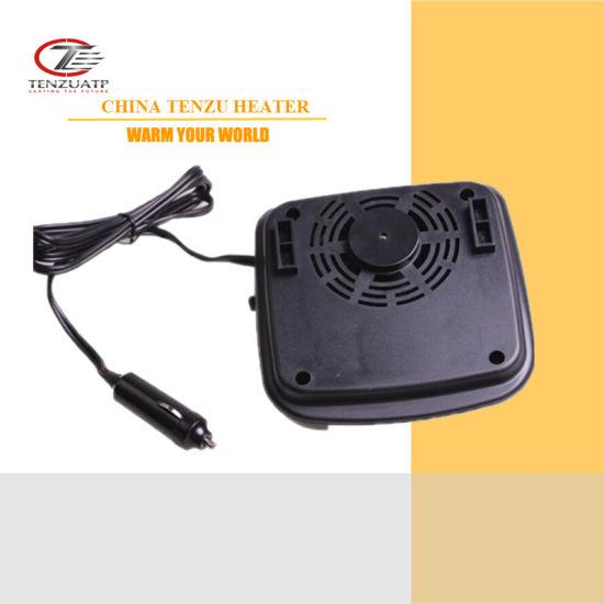 Tenzu 150w Electric Car Heater Portable Fan Air
