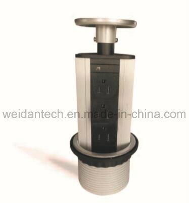 Pneumatic Pop up Power Socket (hole size=100mm)