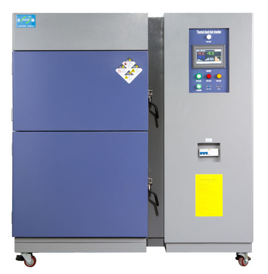Air Type High Low Temperature Cycling Thermal Shock Test Machine
