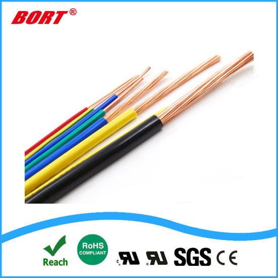 China PE Insulated Single Core 26AWG Color Code Electric Cables and ...