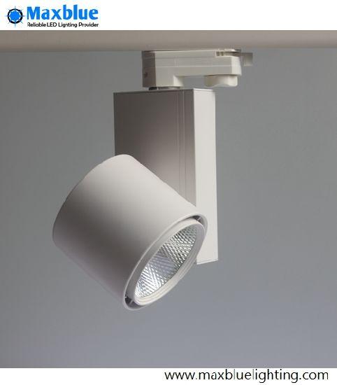 Aluminum Cob Led Track Light Lighting Fixtures