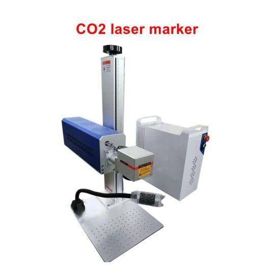 800mm CO2 Laser Marking Machine