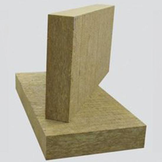 Fireproof Basalt Rock Minerasl Wool Board Wall Insulation