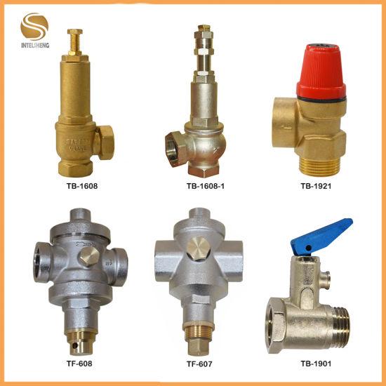 Brass Water Pressure Reducing Valve (TF-607)