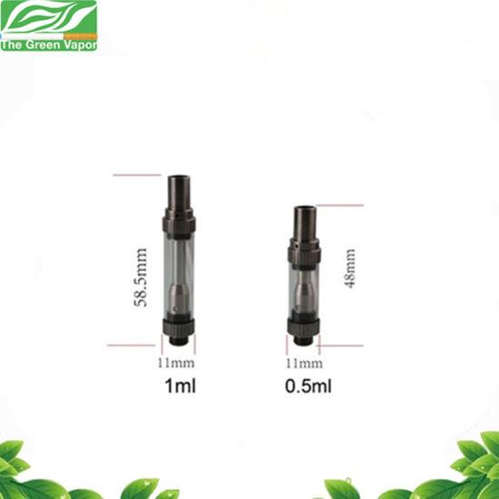 0 5ml Top Filling and Airflow Vape Pen Clear Atomizer Amigo Liberty V1 Cbd  Cartridge Tank