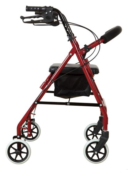 Manufactured Cheap Price Walker Rollator and Mobility Aids.