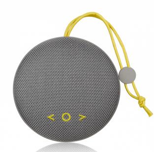 Waterroof Wireless Mini Bluetooth 4.2 Fabric Speaker Super Bass Portable Louder Cloth Art Loudspeaker