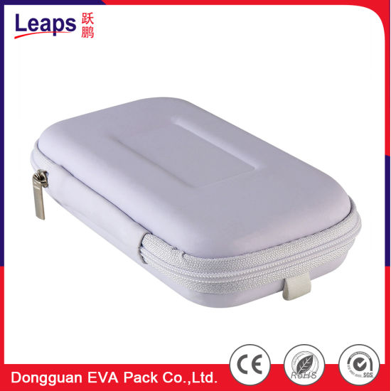 Car Charger Storage Electrical Tool Pouch Bag EVA Box