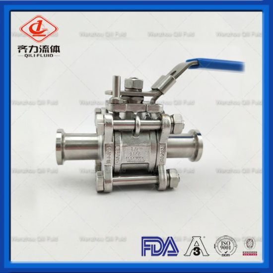 Stainless Steel Long Type Ball Valve pictures & photos
