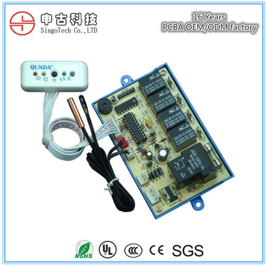 PCB Assembly Circuit Board OEM/ODM Service for Motherboard with Shell Assembly