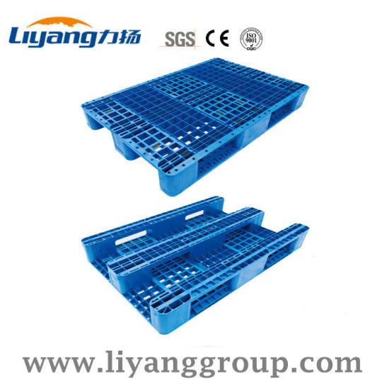 Euro Sizes 80X120cm H1 Plastic Pallets For Sale